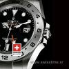 Rolex Explorer II Black SS 42mm