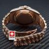 Rolex Day-Date II Rose Gold Gold Roman-1200