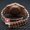 Rolex Day-Date II Rose Gold Wave-1206