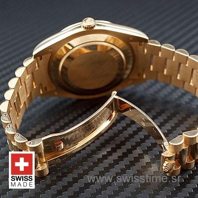 Rolex Day-Date II Gold Gold-1140