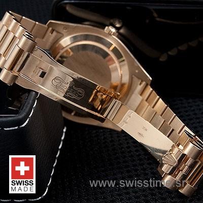 Rolex Day-Date II Gold Gold-1141
