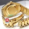 Rolex Oyster Day Date II Gold 41mm   Luxury Replica Watch