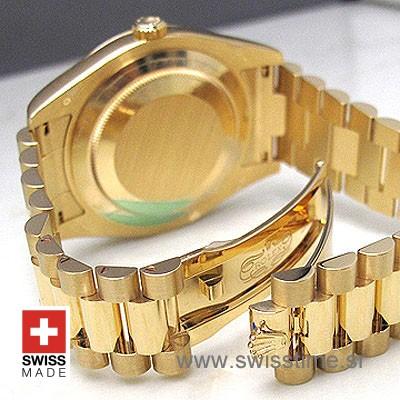 Rolex Day-Date II Gold Gold Roman-1151