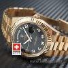 Rolex Day-Date II Gold Wave-1157