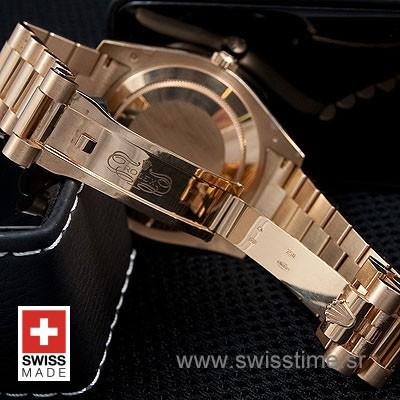 Rolex Day-Date II Gold Wave-1160