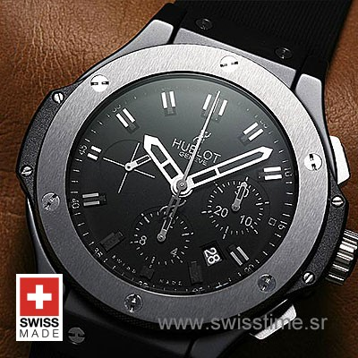 Hublot Big Bang Ice Bang Chronograph | Swiss Replica Watch