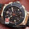 Hublot Big Bang Evolution Rose Gold   Swisstime Replica Watch