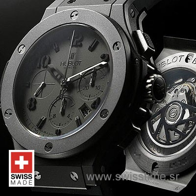 Hublot Big Bang All Black-766