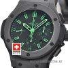 Hublot Big Bang Green Magic 44mm   Swisstime Replica Watch