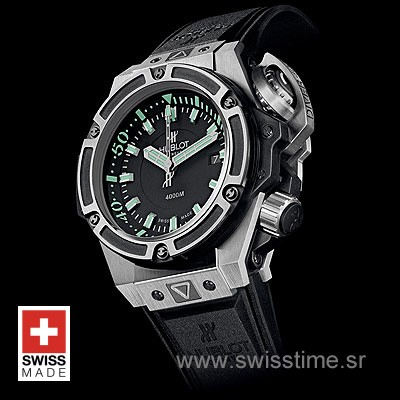 Hublot King Power Diver 4000m-839
