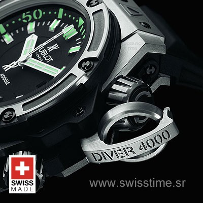 Hublot King Power Diver 4000m-841