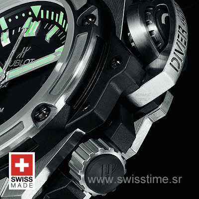 Hublot King Power Diver 4000m-842