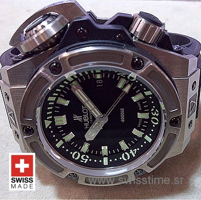 Hublot King Power Diver 4000m-846