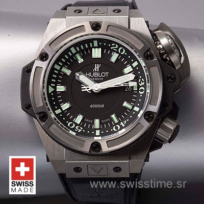 Hublot King Power Diver 4000m-844