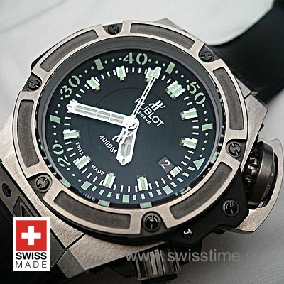 Hublot King Power Diver 4000m-845