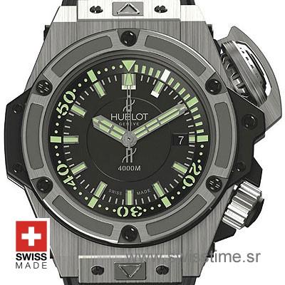 Hublot King Power Oceanographic 4000 | Luxury Replica Watch