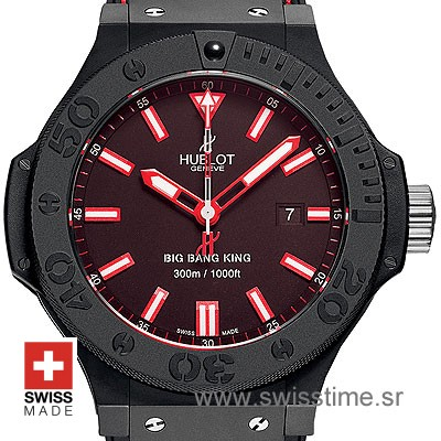 Hublot Big Bang Red Magic-833