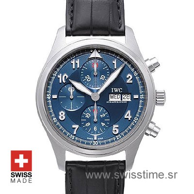 IWC Pilot Chronograph Laureus 42mm | Luxury Replica Watch
