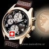 Buy IWC Pilot Chronograph Exupery | Rose Gold Replica Watch
