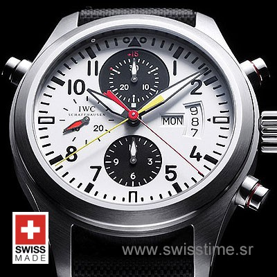 IWC Pilot Chrono German SS-501