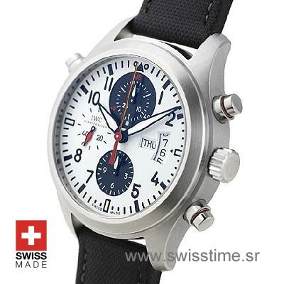 IWC Pilot Chrono German SS-500