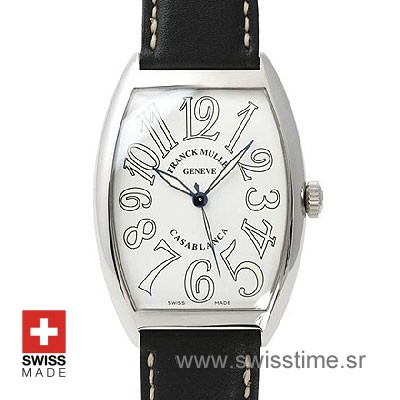 Franck Muller Casablanca White Dial | Swisstime Replica Watch