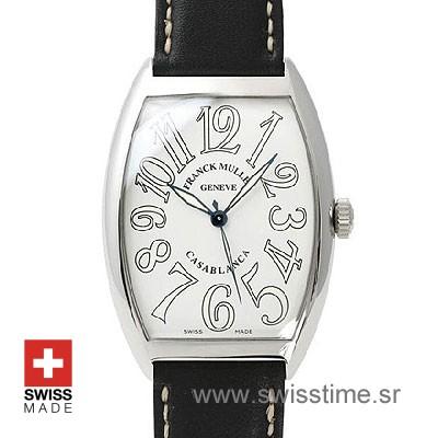 Franck Muller Casablanca SS White