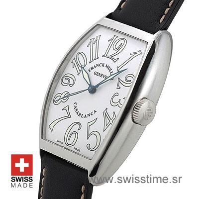 Franck Muller Casablanca SS White-480