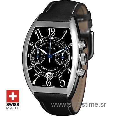 Franck Muller Casablanca Chronograph   Swiss Replica Watch