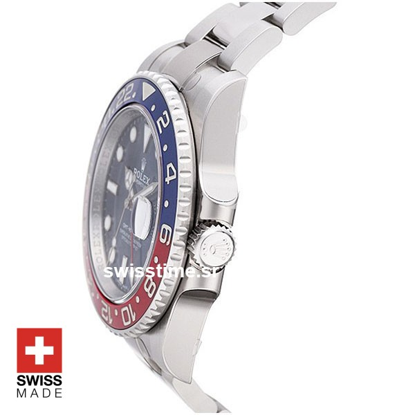 Rolex Gmt Master 2 Pepsi Bezel | Jubilee Bracelet Replica watch