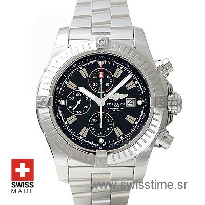 Breitling Super Avenger II Chronograph | Swiss Replica Watch