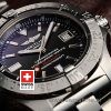 Breitling Avenger II Seawolf Black dial | Swisstime Replica Watch