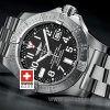 Breitling Avenger II Seawolf Stainless Steel   Swisstime Watch
