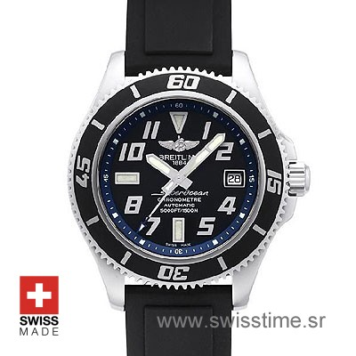 Breitling Superocean II 42mm Blue | Swiss Time Replica Watch