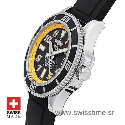 Breitling Superocean 2 Yellow | Swisstime Replica Watch