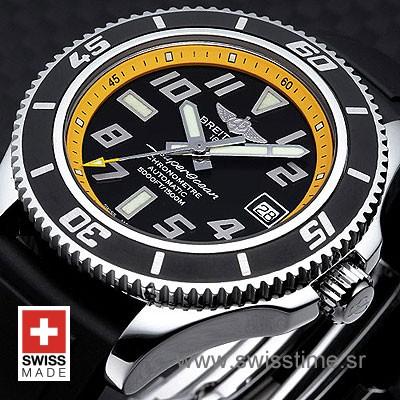 Breitling Superocean II SS Yellow-721