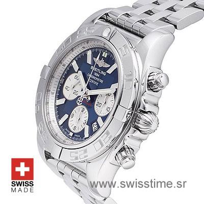 Breitling Chronomat B01 SS Blue-628