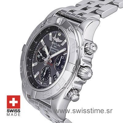 Breitling Chronomat B01 SS Graphite-652