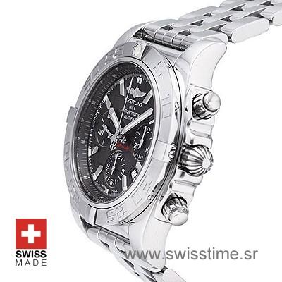 Breitling Chronomat B01 SS Black-614