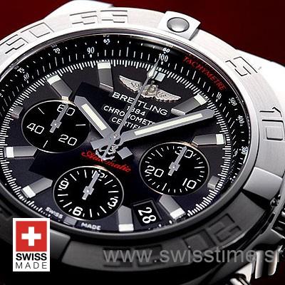 Breitling Chronomat B01 SS Black-615