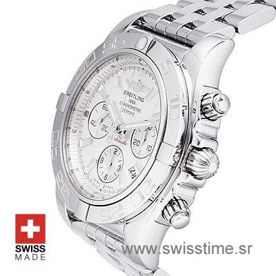 Breitling Chronomat B01 SS White-657
