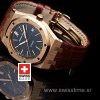 Audemars Piguet Royal Oak Jumbo Gold Black-2002