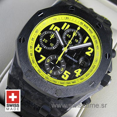 Audemars Piguet Royal Oak Offshore Bumble Bee Forged Carbon-871