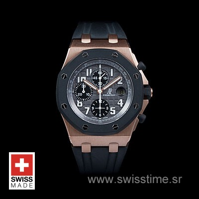 Audemars Piguet Royal Oak Offshore Chronograph Rose Gold-882