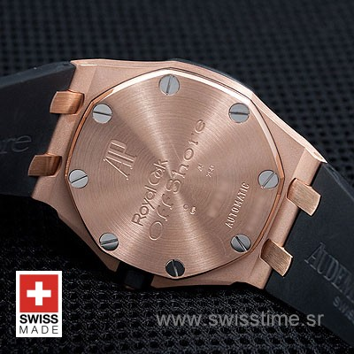 Audemars Piguet Royal Oak Offshore Chronograph Rose Gold-884