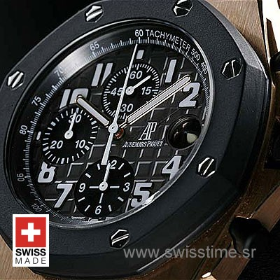 Audemars Piguet Royal Oak Offshore Chronograph Rose Gold-885
