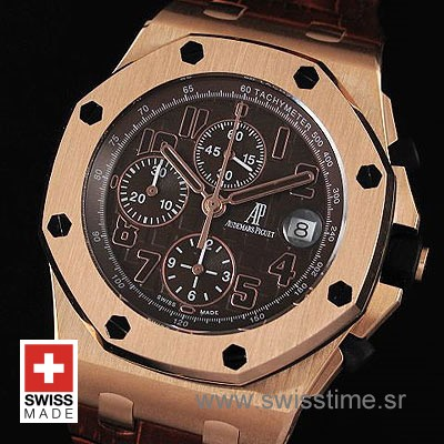 Audemars Piguet Royal Oak Offshore Don Ramon de la Cruz Rose Gold-902