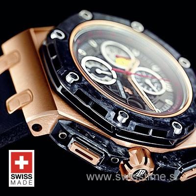 Audemars Piguet Royal Oak Offshore Grand Prix Rose Gold Swiss Replica