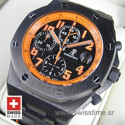 Audemars Piguet Royal Oak Offshore Lava DLC-942
