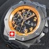 Audemars Piguet Royal Oak Offshore Lava DLC-943
